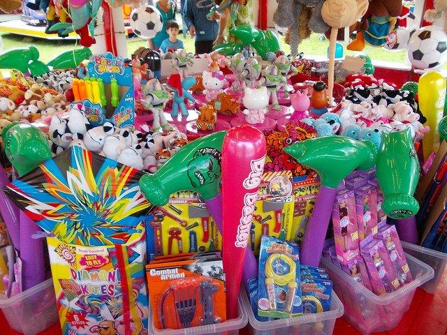 Bezpieczniej jest kupować zabawki u renomowanych przedstawicieli.