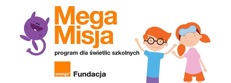 MegaMisja to nieodpłatny ogólnopolski program edukacyjny dla szkół podstawowych, w których działają świetlice. Jego celem jest podniesienie wiedzy i cyfrowych kompetencji wychowawców świetlic oraz ich uczniów.