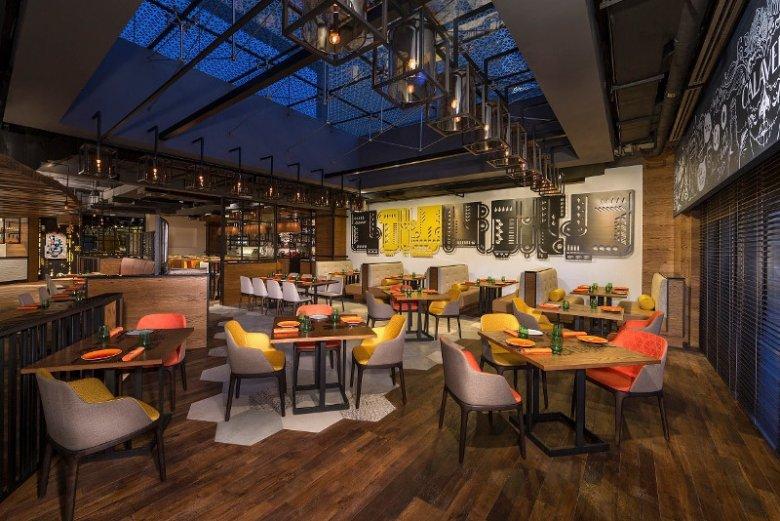 La Tablita to topowa restauracja, której specjalnością są dania z kuchni meksykańskiej