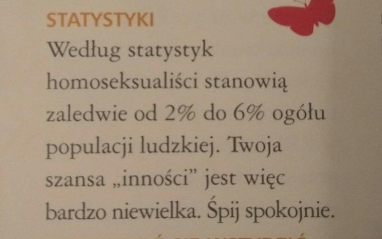 """Fragment """"Encyklopedii nastolatki"""""""