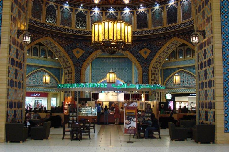 Grzechem byłoby opuścić Dubaj bez choćby najmniejszej torebki kawy