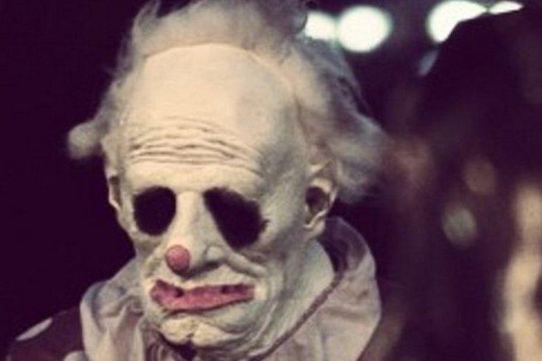 Klauna Wrinklesa rodzice wynajmowali do straszenia dzieci