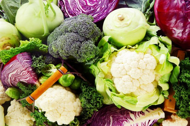 kapusta, kalafior, warzywa
