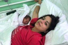Sylwia Biały podzieliła się historią porodu.