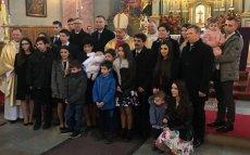 Zuzia to 16 dziecko państwa Nelców z Małopolski