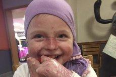Od kilku miesięcy Zuzia leczona jest w Stanach