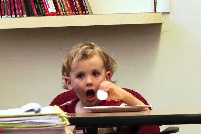Jest pewna metoda, pozwalająca określić zdolności dzieci… Jesteście zapewne ciekawi jaka. Test Marshmallow.