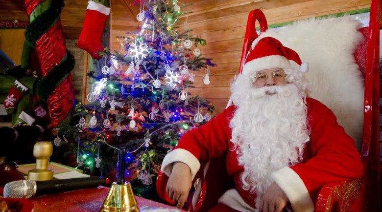 Mikołaj i jego pomocnicy, Elfy w piątek pojawią się w Bałtowie.