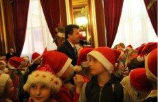 Marek Michalak chce, aby dzieci wierzyły w Świętego Mikołaja