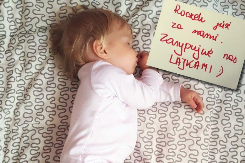 """– Moje dziecko kończy roczek, proszę daj lajka – rodzicielskie """"zabawy"""" w social media."""