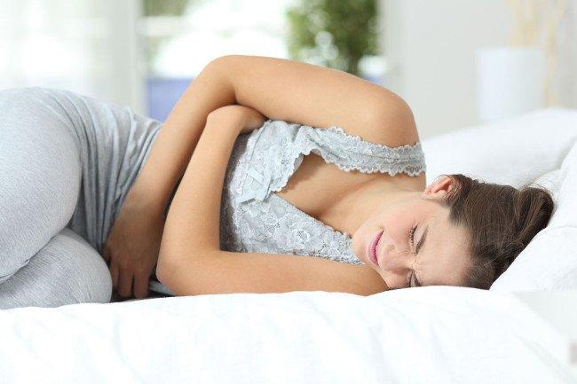 Menstruacja, przyczyny braku menstruacji