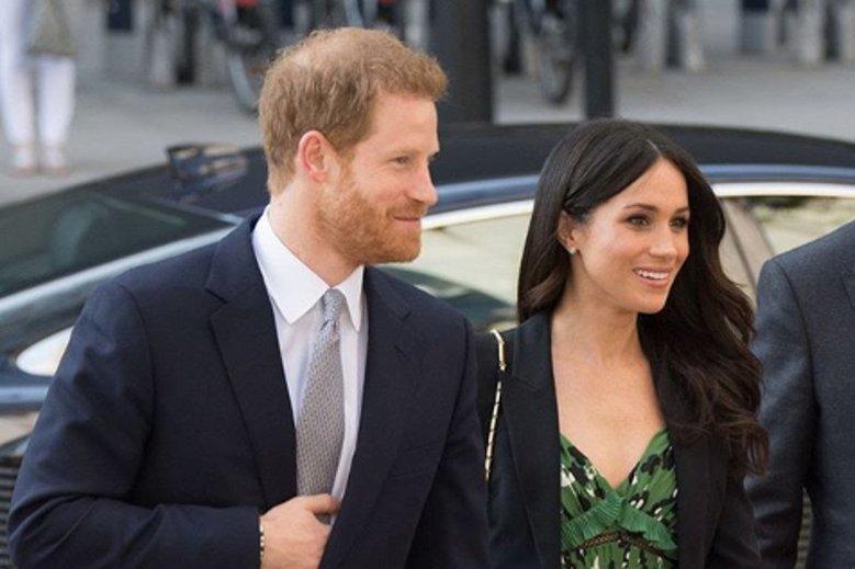 6 maja przyszedł na świat pierwszy syn Meghan Markle i księcia Harry'ego