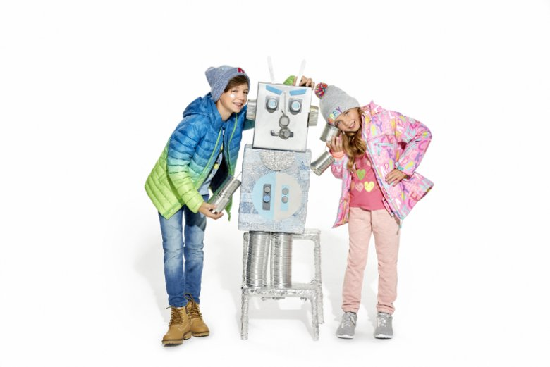 Źródłem inspiracji dla kolekcji 5.10.15. na ten sezon były przede wszystkim roboty