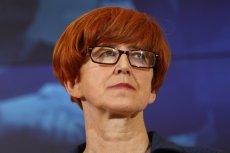 Minister Elżbieta Rafalska zapowiedziała zmiany w ściąganiu długów alimentacyjnych