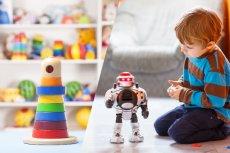 Zabawki - te najlepsze, zwyczajnie sprawiają radość.