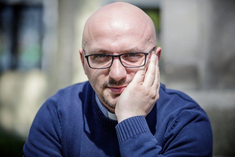 Jezuita Grzegorz Kramer o biciu dzieci.