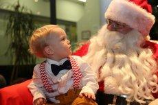 Nie strasz dziecka Świętym Mikołajem!