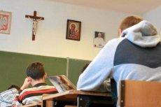 Przemoc na lekcjach religii