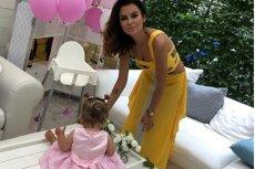 Natalia Siwiec z córką Mią