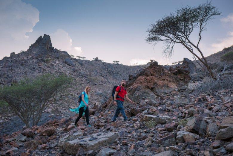 Miasteczko Hatta to leżąca w górach skalista enklawa oferująca wycieczki piesze, rowerowe i kajakowe