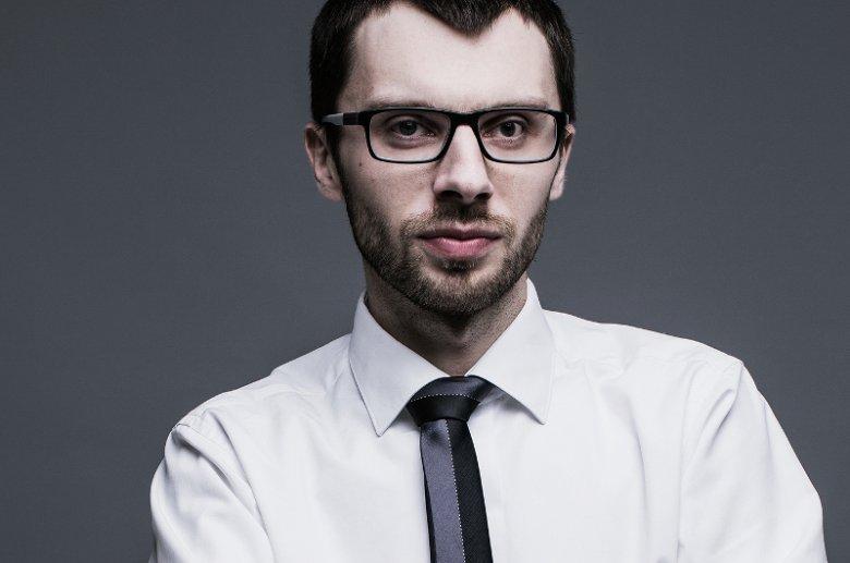 Konrad Kruczkowski, autor bloga Halo Ziemia