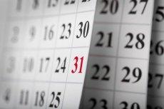 Wolne dni od szkoły i pracy w grudniu 2019. Czy 2 stycznia 2020 jest wolny?