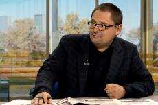Dziennikarz Tomasz Piotr Terlikowski.