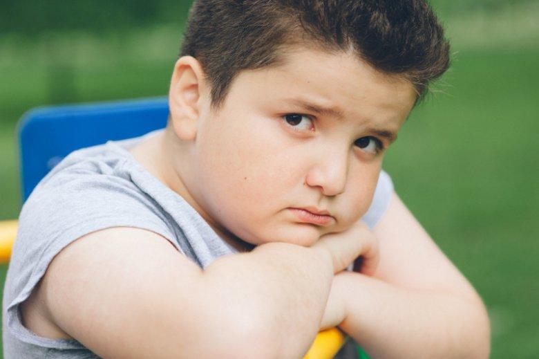Otyłość to coraz powszechniejsze zjawisko wśród dzieci