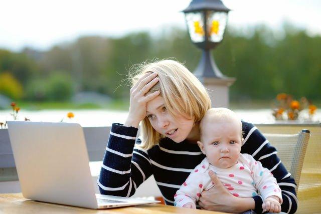 Będąc mamą, nie musisz być ciągle zmęczona. Czasem powinnaś odpuścić.