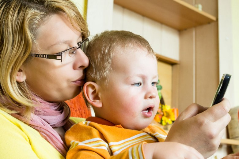 Telefon komórkowy niebawem powędruje w ręce dziecka