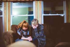 Matki z depresją