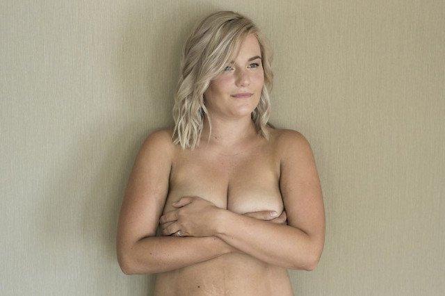 Blogerka Olivia White pokazała na Instagramie jak wygląda tuż po porodzie