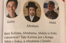 Czytanka o Kalimie, Abdulu i Abrahamie wywołała oburzenie internautów