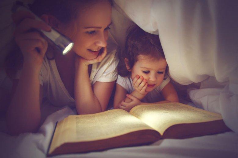 Rola czytania w rozwoju dziecka