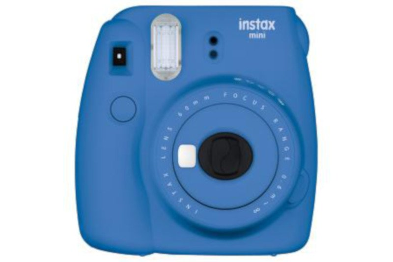 Prezent na komunię – Fujifilm Instax Mini 9 (niebieski).