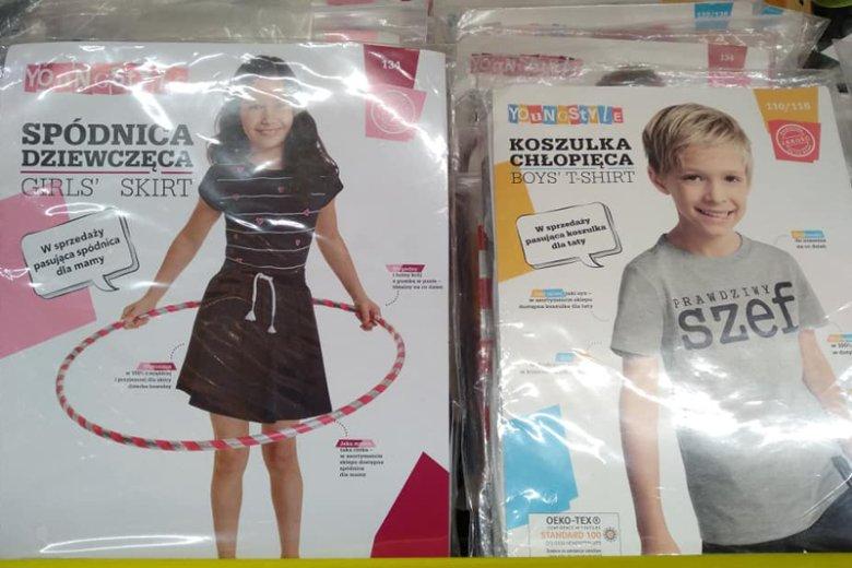 Szefem może być tylko chłopiec, dziewczynka może co najwyżej pohasać sobie w spódnicy