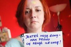 Akcja #ToNieNaszWstyd to walka z kulturą gwałtu w Polsce / zdjęcie opublikowane za pozwoleniem Stowarzyszenia Forgetmenot