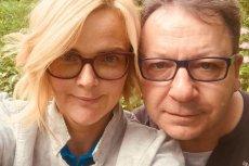 Monika i Zbigniew Zamachowscy są razem od 2014 roku