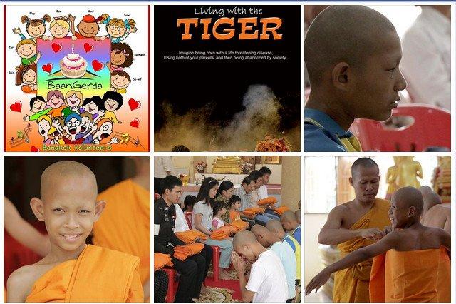 Kartka dla dzieci z azjatyckich sierocińców to może być ich pierwsza karta pocztowa
