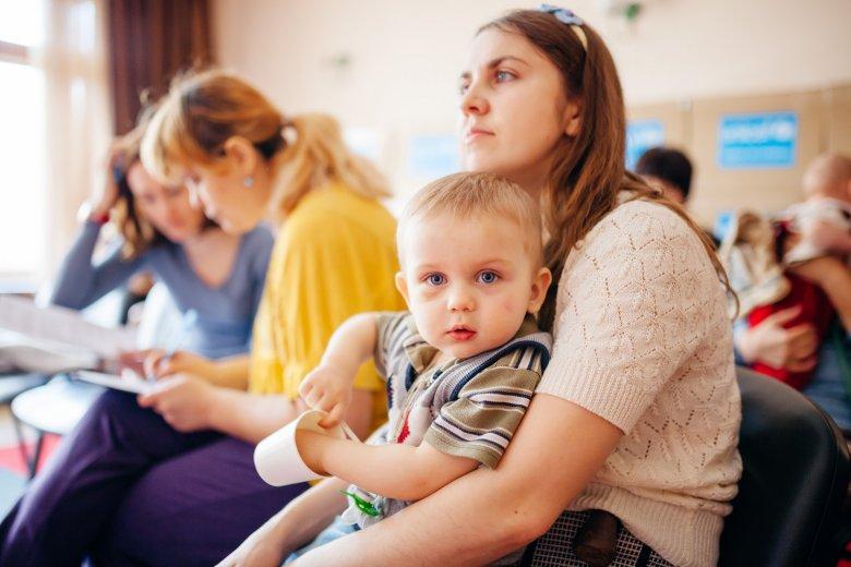 Fot. Flickr/[url=http://bit.ly/1QOw7zF]UNICEF Ukraina[/url] / [url= https://creativecommons.org/licenses/by-sa/2.0/]CC BY[/url]/ Przedsiębiorcze mamy niemile widziane?