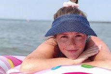 Olga Frycz pochwaliła się zdjęciami z plaży
