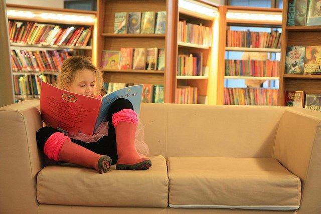 Do poduszki, czyli co czytać dzieciom.