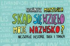 """Książkę """"Skąd się wzięło moje nazwisko"""" docenił sam Jan Miodek"""