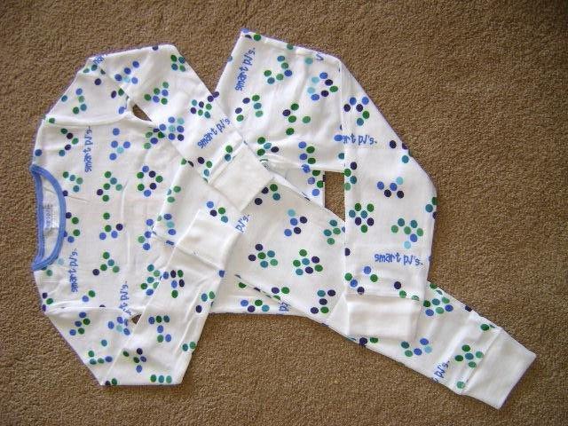 Tak wygląda interaktywna piżama w wersji dla chłopców