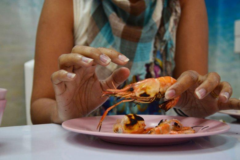 Owoce morza - czy jeść je będąc w ciąży?