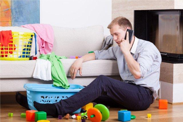 Nie powinno się sprzątać za dzieci, tylko z dziećmi