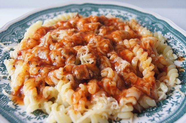 Fot. Pixabay /[url=http://pixabay.com/pl/jedzenie-spaghetti-makaron-423436/]SylwiaAptacy[/url] / [url=http://bit.ly/CC0-PD]CC0 Public Domain[/url]