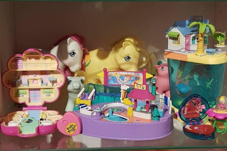 Domki Polly Pocket mają trafić do sklepów jeszcze w tym roku.