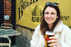 Lucy Martin pracuje w BBC od 5 lat. I kocha swoją pracę