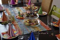 Alkohol na urodzinach dziecka, komunii i chrzcie.